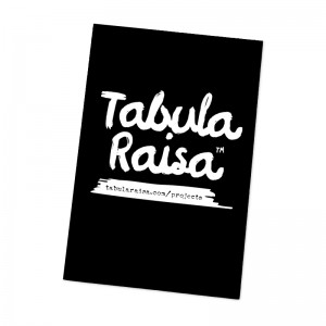 Tabula Raisa™ Pad (Z-fold Format)