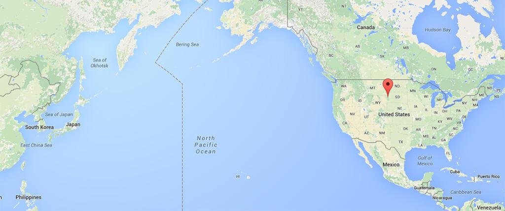 Spearfish, USA (N. America)