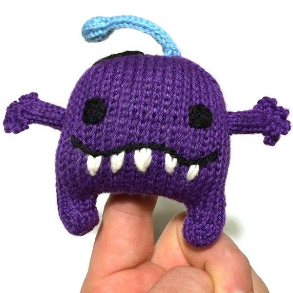 Ogul (4″ finger puppet)