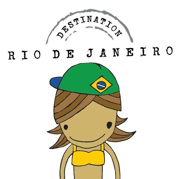 Destination Rio de Janeiro (eBook)