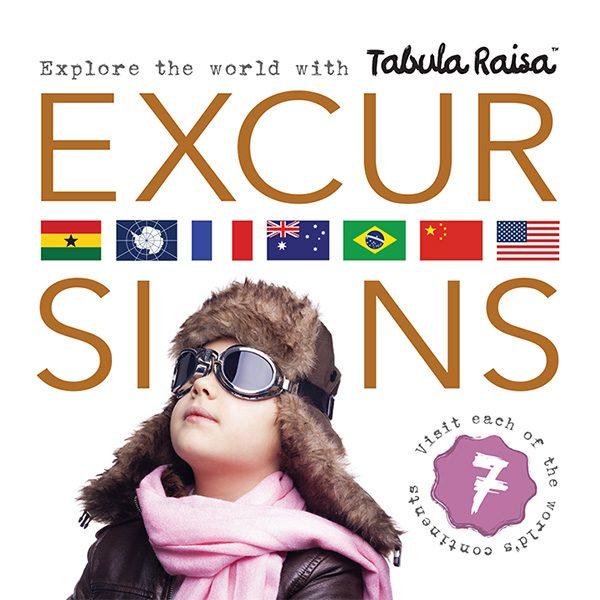 Excursions 7 (eBooks x 7 Titles)
